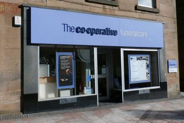The Co-operative Funeralcare, Carluke