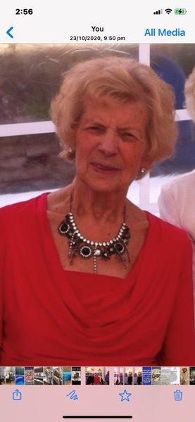 Doreen June Collins