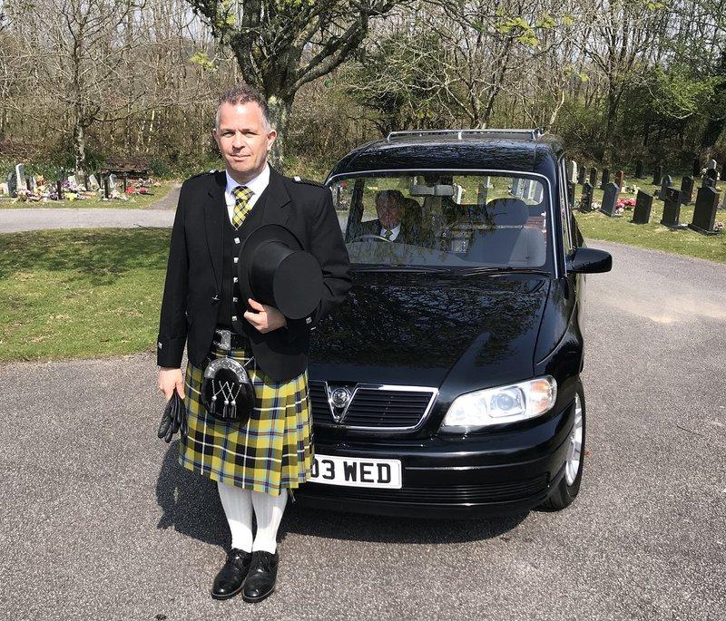 Wedlake Funeral Home (Nick Jago and David Michael Funeral Directors), Cornwall, funeral director in Cornwall