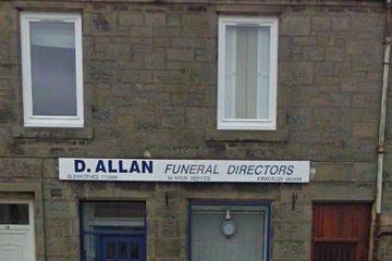 D Allan Funeral Directors Glenrothes
