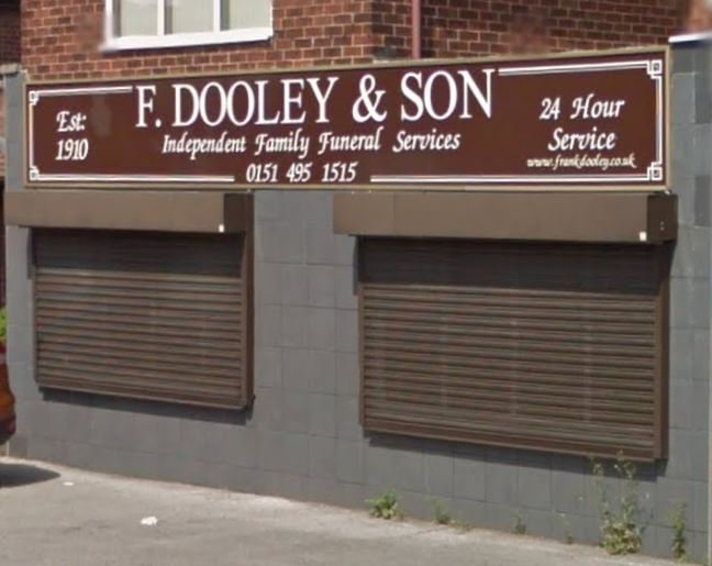 F Dooley & Son, Widnes