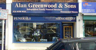 Alan Greenwood & Sons North Cheam, Surrey, funeral director in Surrey