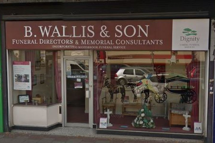 B Wallis & Son Funeral Directors, Barking Longbridge Rd