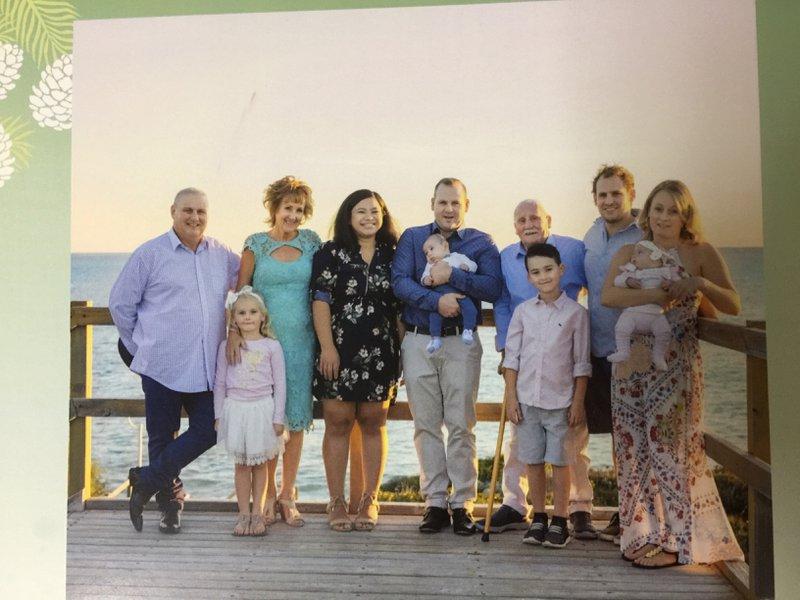 Sadly missed by a dear Father Allan 💔 & dear Brother, Harold & Sister-in-law Lorraine 💔Nephew, Simon & Hyacinth, Dion & Lucas. 💙 Nephew Robin & Natalie, Tayla & Cobie 💜 XXXX