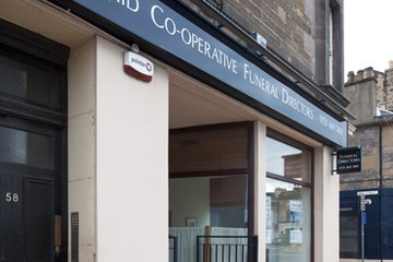 Scotmid Co-operative Funerals, Portobello