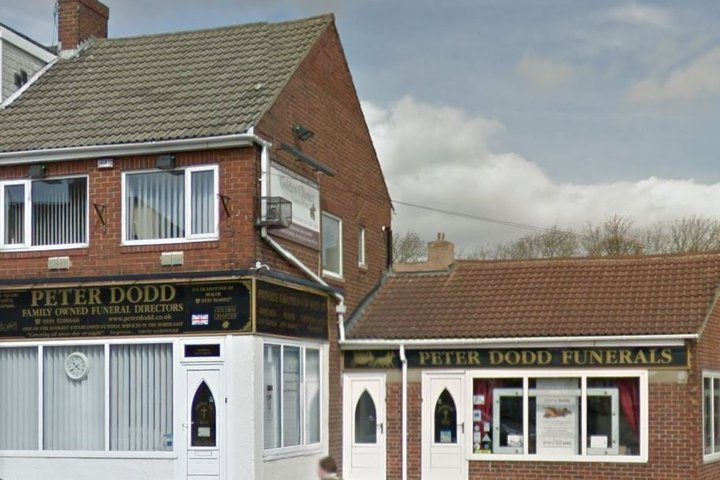 Peter Dodd Independent Funeral Directors, Grindon
