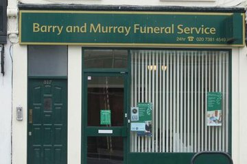 Barry & Murray Funeralcare, Fulham
