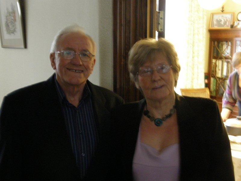 Mum & Dad 80th Birthday