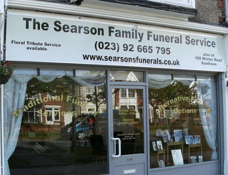 The Searson Family Funeral Service