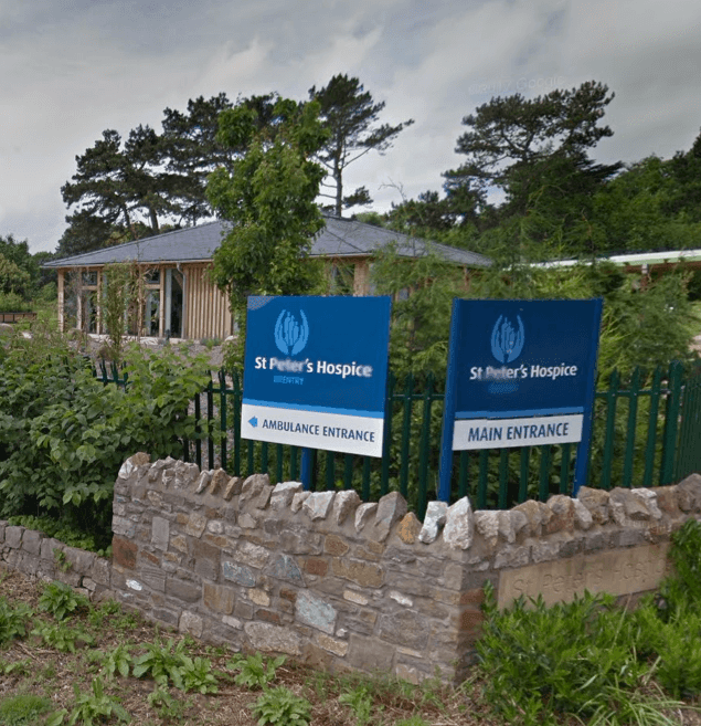 St Peter's Hospice