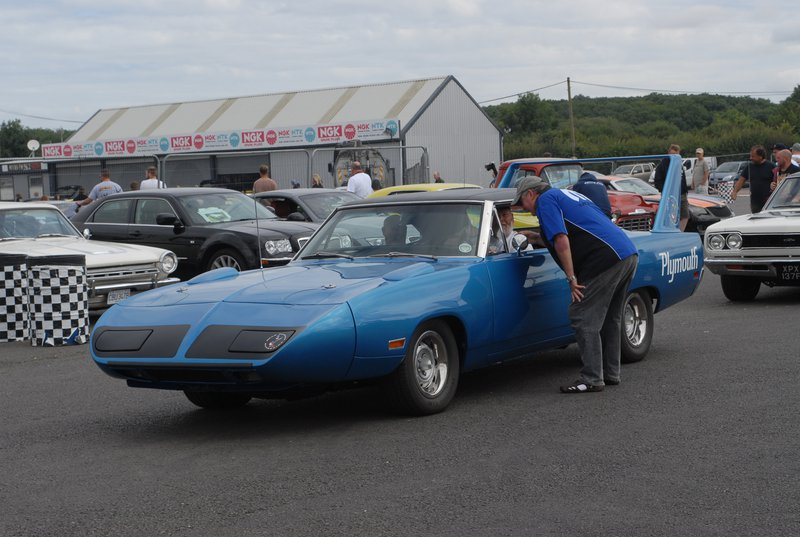 Tony was a valued and respected contributor to Classic American car magazine and was always so welcoming to me and my colleagues whenever we came to the Mopar Nats. He'd always help choose Car of the Year and was a real gentleman. He'll be greatly missed.