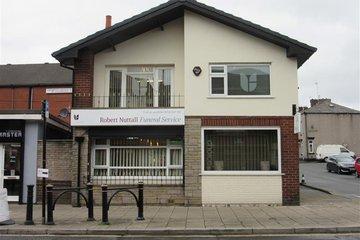 Robert Nuttall Funeral Service