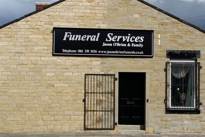 Jason O'Brien & Family Funeral Services, Ashton under Lyne