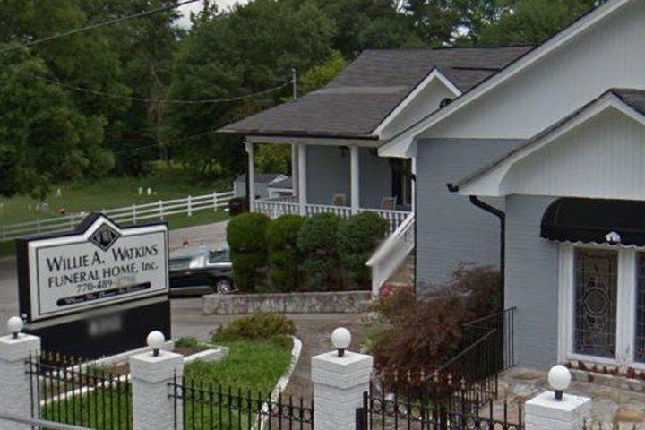 Willie A Watkins Funeral Home, Douglasville