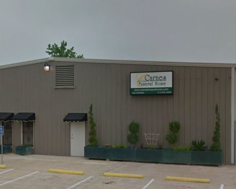 Carnes Funeral Home, South Houston, TX, funeral director in TX