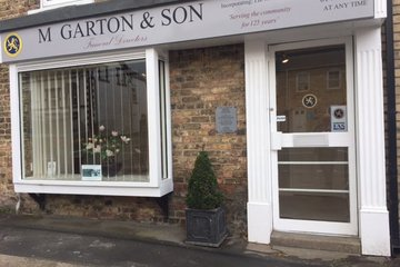 M Garton & Son Funeral Director South Cave
