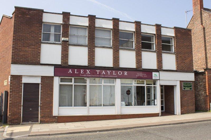 Alex Taylor Funeral Directors, Birkenhead, Merseyside, funeral director in Merseyside