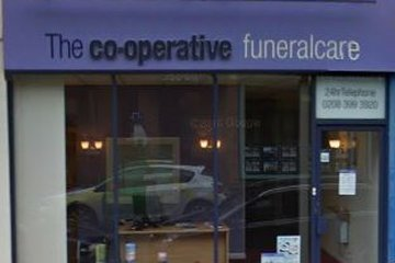 The Co-operative Funeralcare, Surbiton