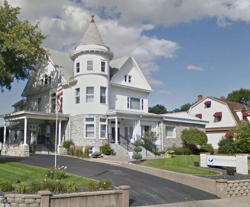 McGinnis Chambers Funeral Home
