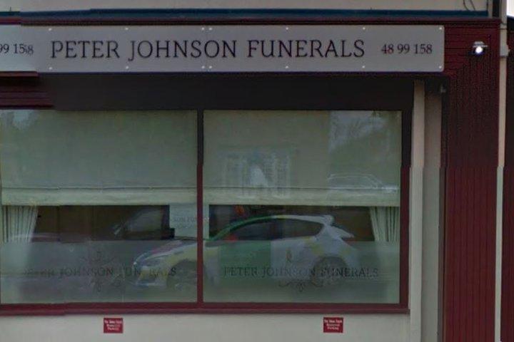 Peter Johnson Funeral Directors, Hartleyburn Avenue