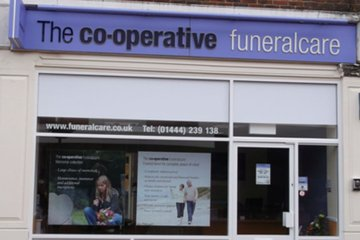 Co-operative Funeralcare, Burgess Hill