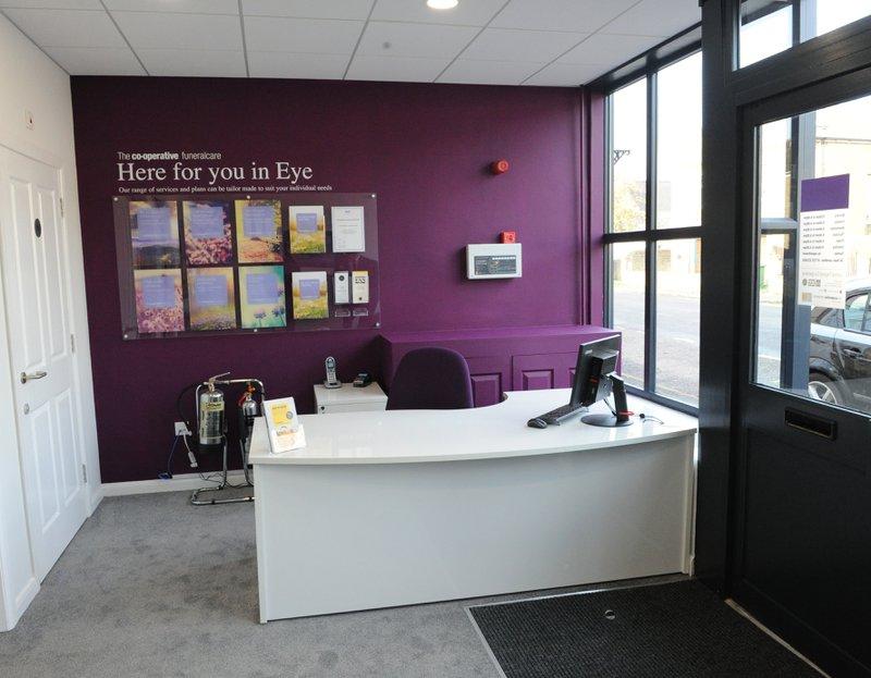 The Co-operative Funeralcare Eye, Peterborough, funeral director in Peterborough