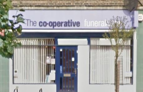 Co-op Funeralcare, Chigwell