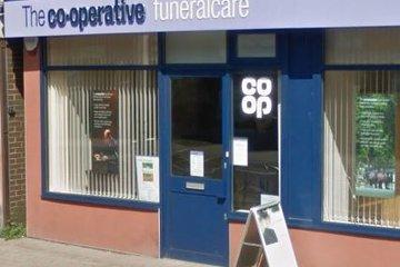 The Co-operative Funeralcare, Blackpool