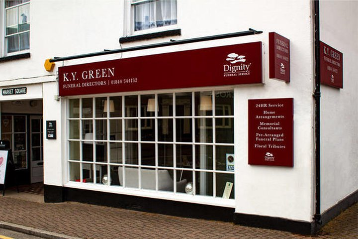 K Y Green Funeral Directors, Princes Risborough