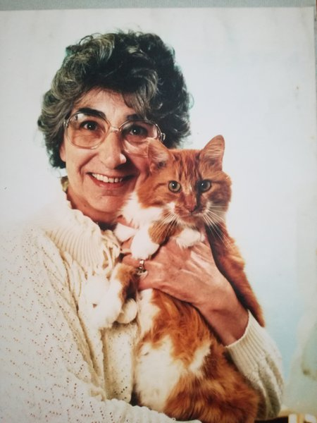Margaret (Peggy) Ann Woodland