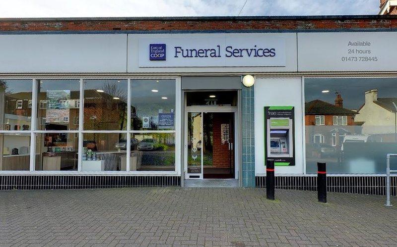 East of England Co-Op Funeral Services & Directors, Ipswich