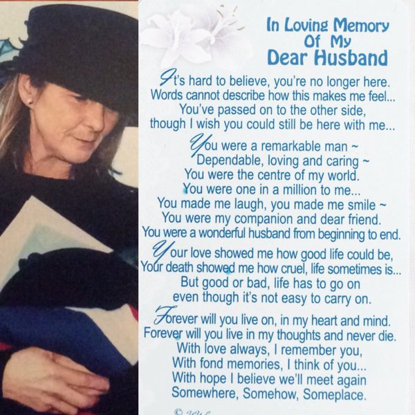 """Nothing could have prepared us for what laid ahead 5 years ago today.                                        Three little words """"I Love You"""" ❤️                                           Three letters """"Why""""......💔"""