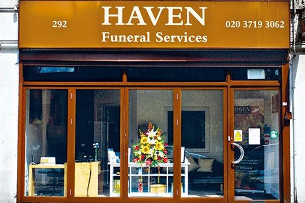 HAVEN Funeral Services, Hayes
