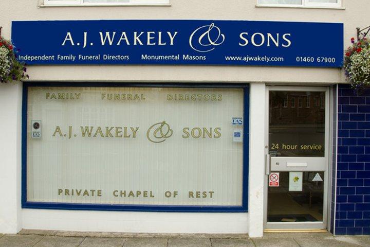 A J Wakely & Sons Ltd, Chard