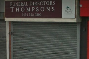 Thompson Funeral Directors, Marian Sqaure