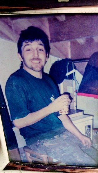 My beautiful brother. I miss and love you every day. Your beloved sister, Paula