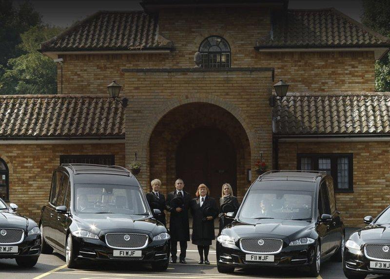 W J Farrier & Son Ltd, Hythe, Kent, funeral director in Kent