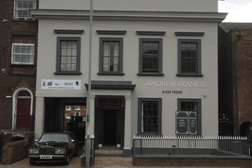 Andrew Francis Funeral Service, King's Lynn
