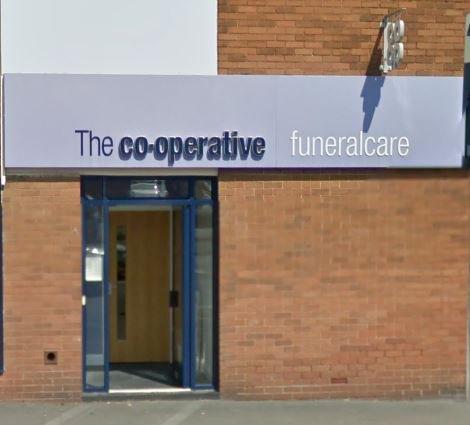Co-op Funeralcare, Little Sutton