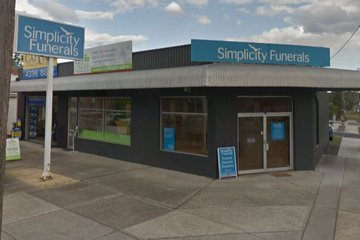 Simplicity Funerals, Toukley