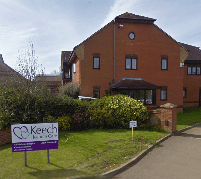 Keech Hospice Care for Adults