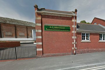 A G Adams Funeralcare, Barry
