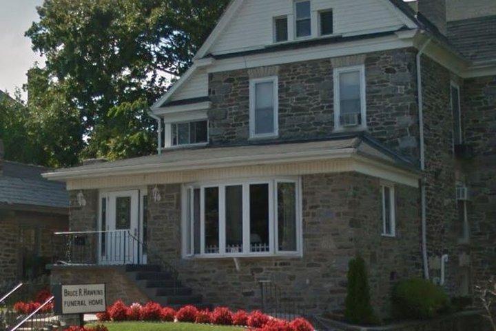 Hawkins Bruce R Funeral Home