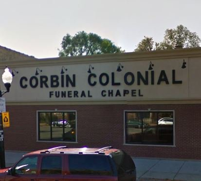 Corbin Colonial Funeral Chapel