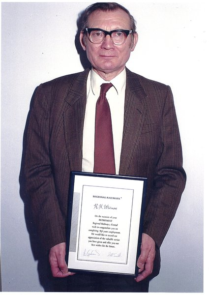 Kenneth Hubert Whitmore
