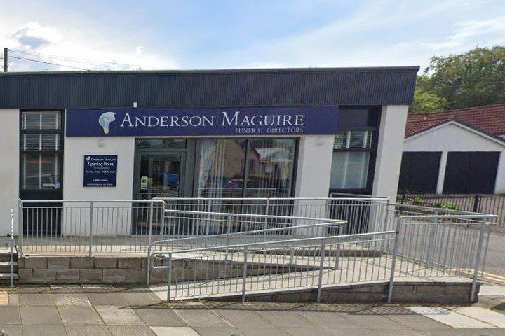 Anderson Maguire North Lanarkshire
