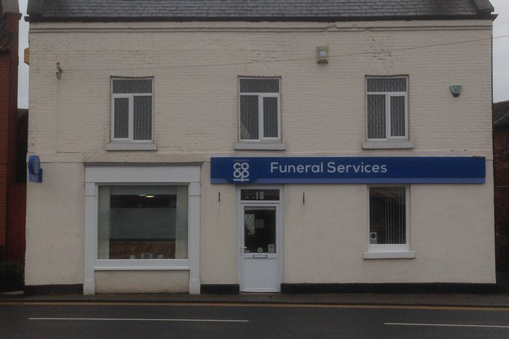 Lincolnshire Co-op Retford Funeral Home
