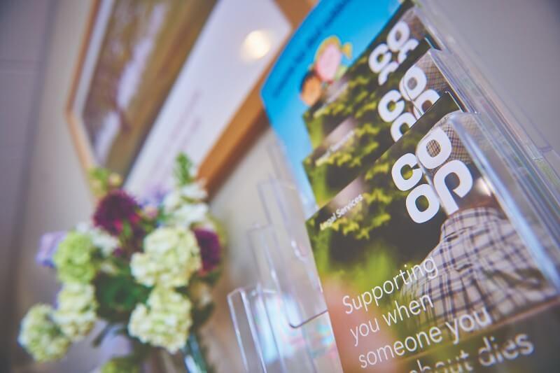 Co-op Funeralcare, Ewloe, Flintshire, funeral director in Flintshire