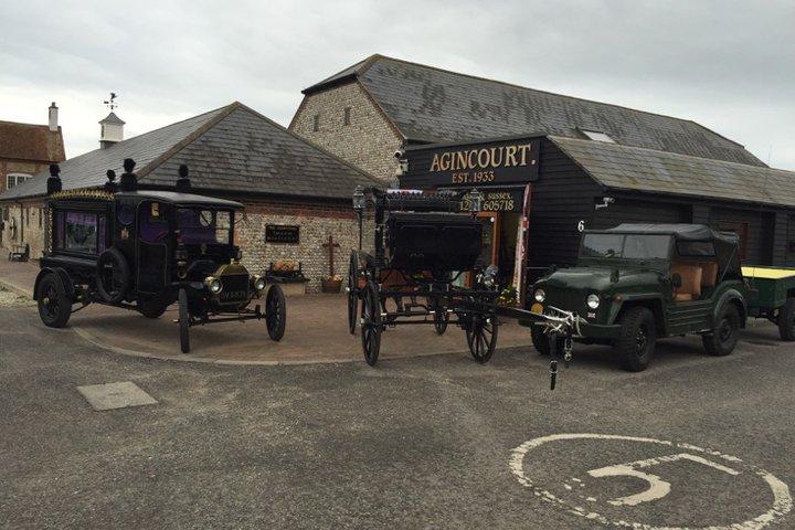 Agincourt Independent Funeral Directors, Hammersmith