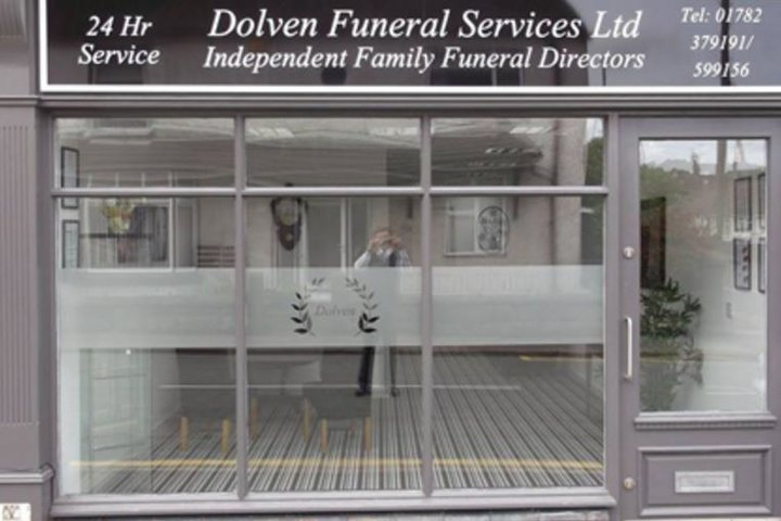 Dolven Funeral Services, Biddulph